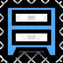 Storage Business Management Icon