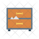 Documents Drawer Folder Icon