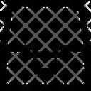 Document Folder Achieve Icon