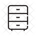 Cabinet Home Storage Icon