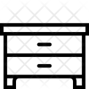 Drawer Bureau Icon