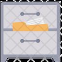 Cabinet Draw File Icon