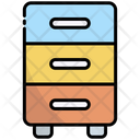 Drawer Chest Furniture Icon