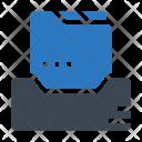 Drawer Files Folder Icon