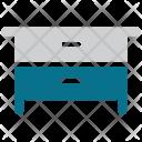 Archive Cabinet Storage Icon