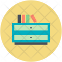 Drawer Cloth Book Icon