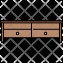 Drawer Furniture Icon