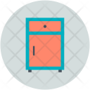 Drawer Cloth Belongings Icon