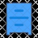 Drawer Tabel Icon
