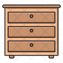 Drawer Table Icon