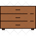 Drawers Furniture Icon