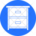 Drawers Furniture Archive Icon