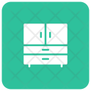 Drawers Interior Cabinets Icon