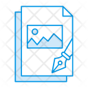 Drawing Picture Files Icon