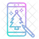 Drawing Phone Smartphone Icon