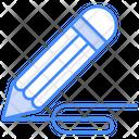Drawing Edit Pencil Icon