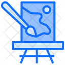 Drawing Painting Art Icon
