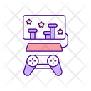Drawing Game Levels Icon