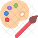 Drawing Palette Icon