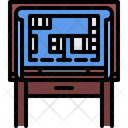 Drawing Table Engineer Icon
