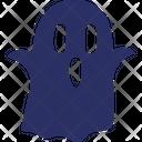 Dreadful Evil Frightening Icon