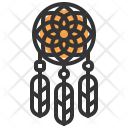 Dream Catcher Decoration Icon
