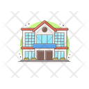 Dream House Family House Dream Home Icon