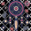 Dreamcatcher Handmade Willow Handmade Hoop Icon