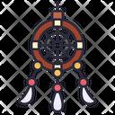 Dremcatcher Decoration Dreamcatcher Icon