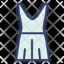 Clothes Dress Feminine Icon