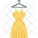 Dress Party Wear Summer Dress Icon