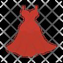 Dress Cloth Bridal Icon