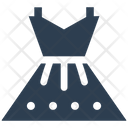 Dress Female Dress Skirt Icon