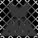 Dress Female Dress Skirt Icon