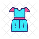 Dress Clothes Cloth Icon