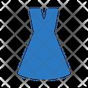 Dress Suit Cloth Icon