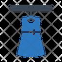 Dress Cloth Wardrobe Icon