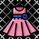Dress Child Kid Icon