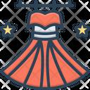 Dress Costume Attire Icon