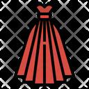 Dress Fashion Garment Icon