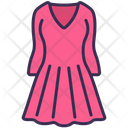 Dress Fashion Shopping Icon