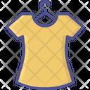 Clothes Dress Hanger Icon