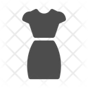 Dress Woman Clothes Icon