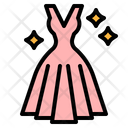 Dress Fashion Clothes Icon