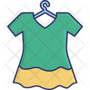 Clothing Dress Frock Icon