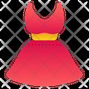 Dress Wedding Dress Femenine Icon