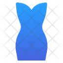 Dress Cocktail Evening Icon