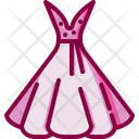 Dress Wedding Bride Dress Icon