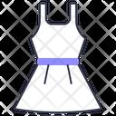 Dress Female Woman Icon
