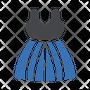 Dress Laundry Cloth Icon